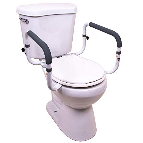 Carex Toilet Safety Frame